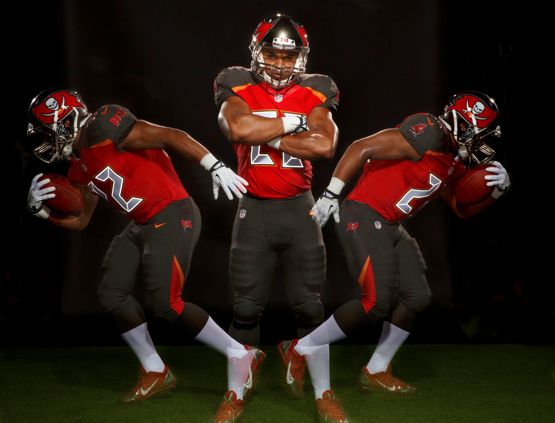 NFL Jerseys Wholesale - NFL Photography: The New Look Tampa Bay Buccaneers